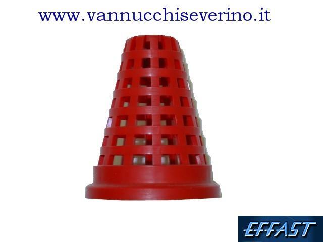 Succhieruola in PVC-U